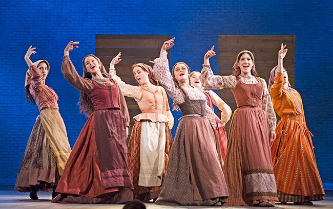 Miracles Of Miracles 10 Surprising Facts About The New Fiddler On The Roof Revival Fiddler Fiddler On The Roof Musical Theatre Broadway Music Theater