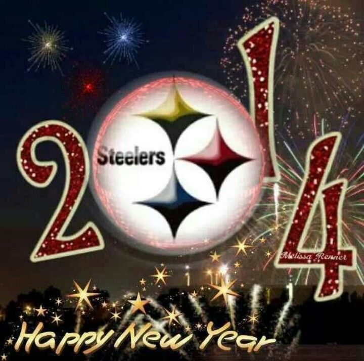 Pittsburgh Cards Steelers Birthday Happy