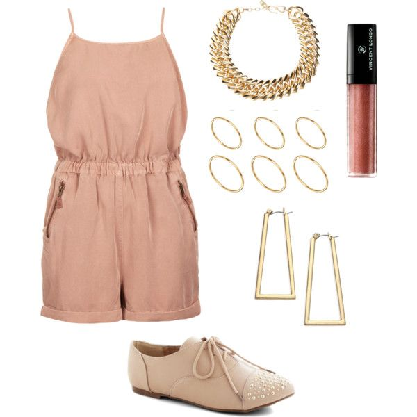 neutral tones, again. by beaachbuum on Polyvore featuring polyvore, fashion, style, Topshop, Yves Saint Laurent, ABS by Allen Schwartz, ASOS and Vincent Longo