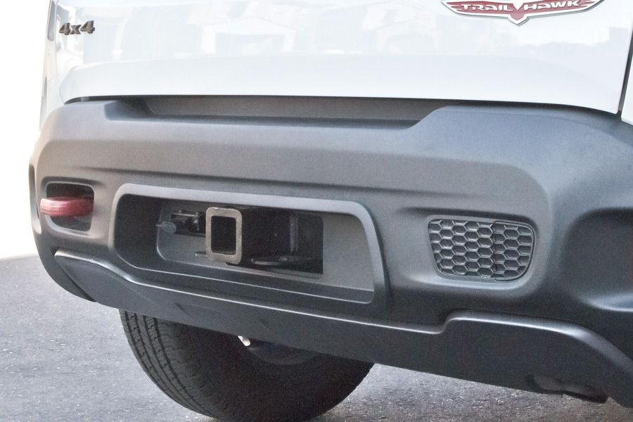 Trailer Hitch Retrofit Kit For Jeep Renegade Jeep Renegade Jeep