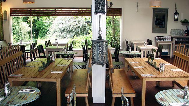 Avoca Café Mount Usher Gardens Wicklow Ireland