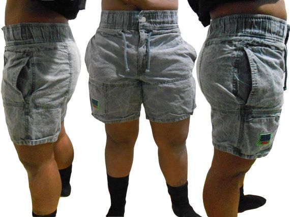 90s shorts men