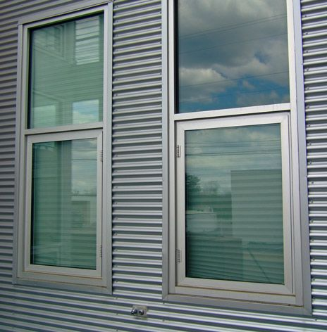 Corrugated Wall Panels Sigurh 230 240 Ir House Cladding