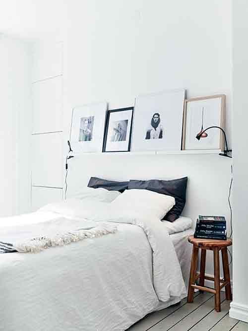 10 camas sin cabecero tips pinterest sin cabecero cabecero y camas - Camas sin cabecero ...
