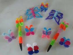 Resultado de imagen para lapices decorados
