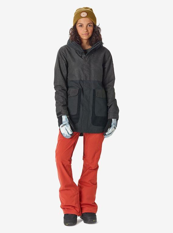 Women's Burton Cerena Parka Jacket | Burton snowboards, Winter and ...