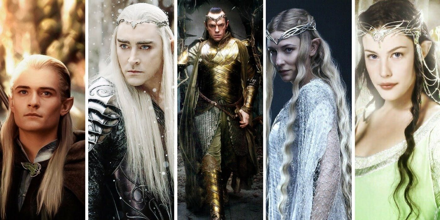 Lord Of The Rings: 15 Things You Didn't Know About Elves ...