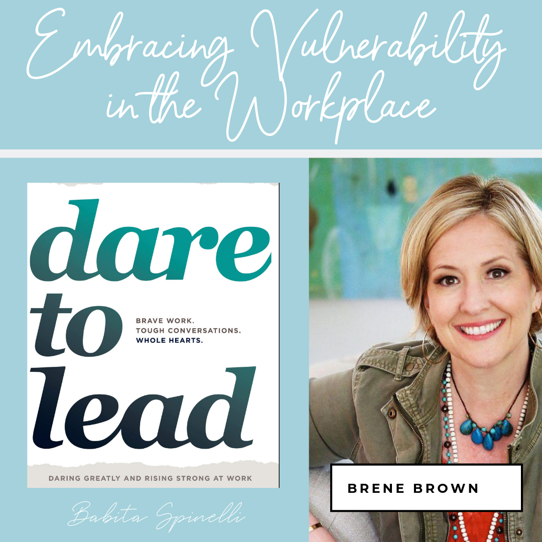 Brene Brown Shares Valuable Lessons About Leading From A