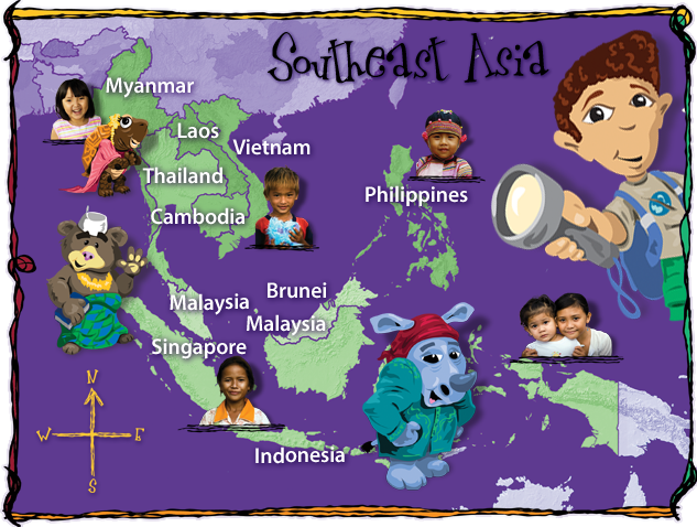 map of southeast asia travelling to thailand vietnam and possibly laos he hopes to come home through singapore but we will see how it goes