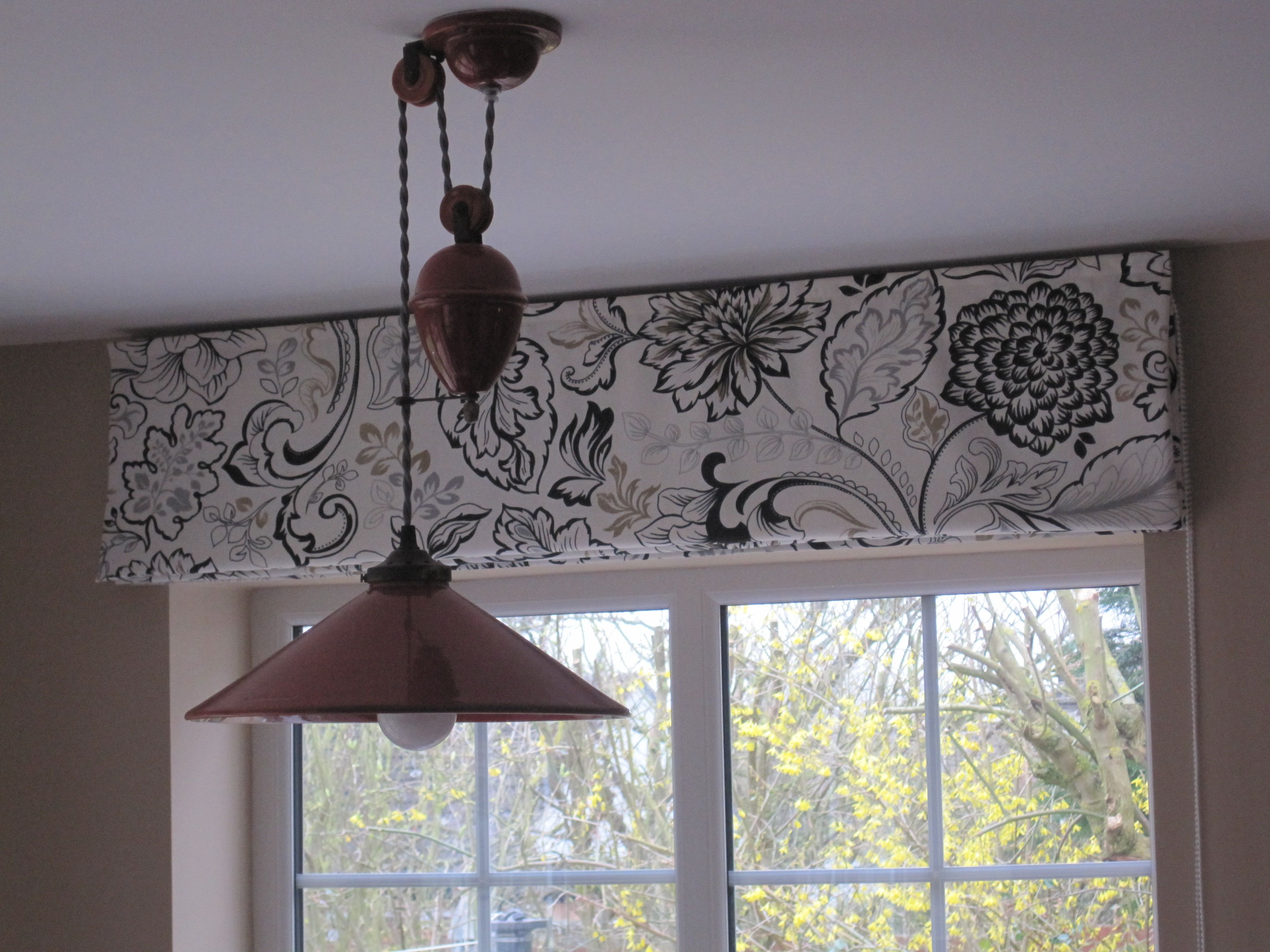 Lined Roman Blind Outside Recess Fabric Pinterest