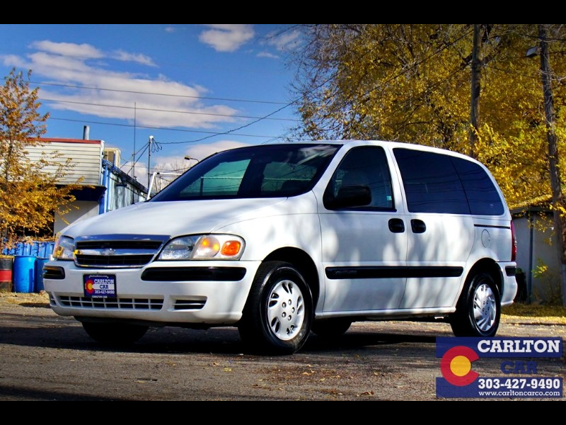 Used 2003 Chevrolet Venture Base For Sale In Lakewood Co 80214
