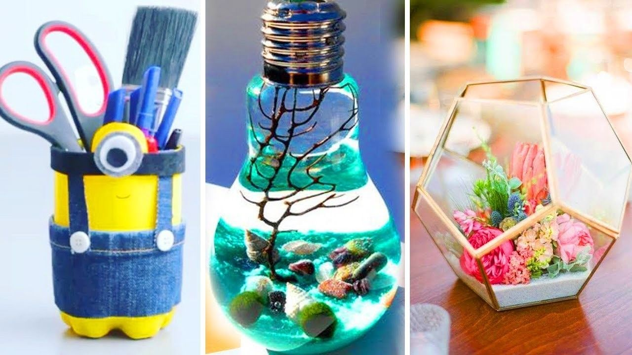 Diy Room Decor 2017 15 Easy Crafts Ideas At Home Easy Diy Gifts