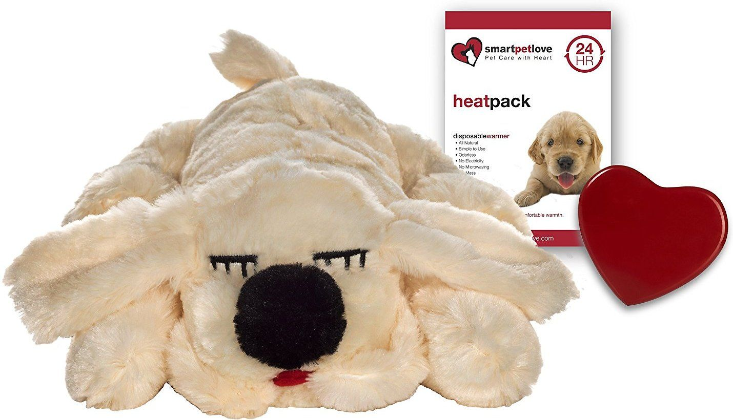 Smart Pet Love Snuggle Puppy Behavioral Aid Dog Toy Is Designed To