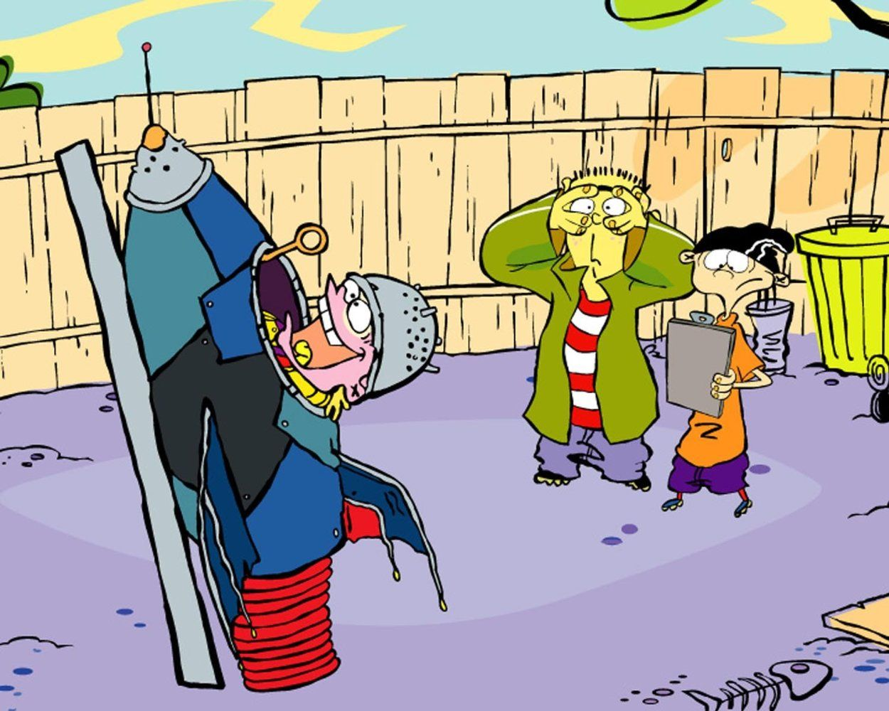 Ed Edd N Eddy Tv Series 1999 2009 Photo Gallery Imdb
