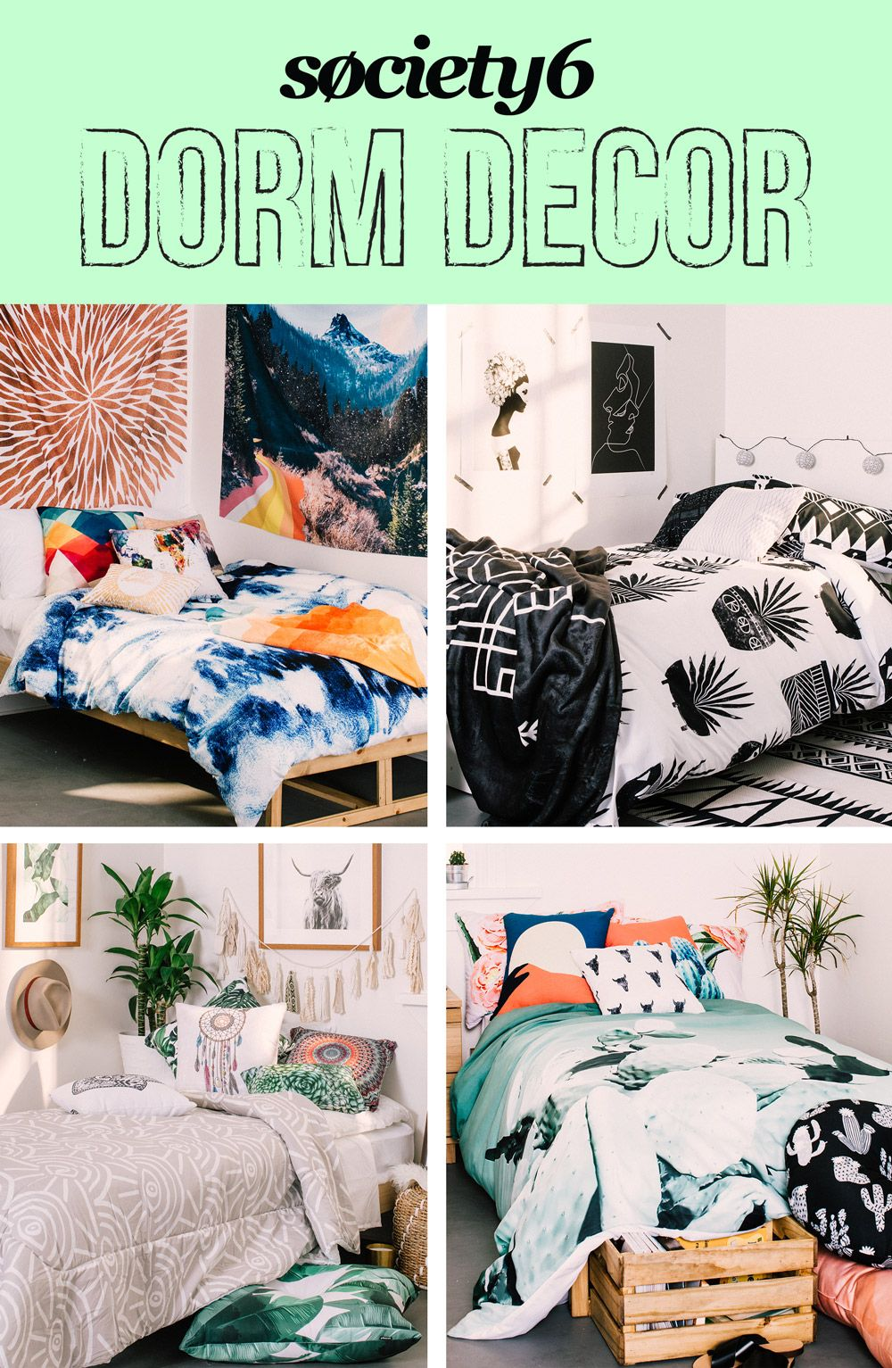 Is Your Go To For Dorm Room Essentials Shop Wall Tapestries Comforters Art Prints Pillows And More All Designed By Independent Artists