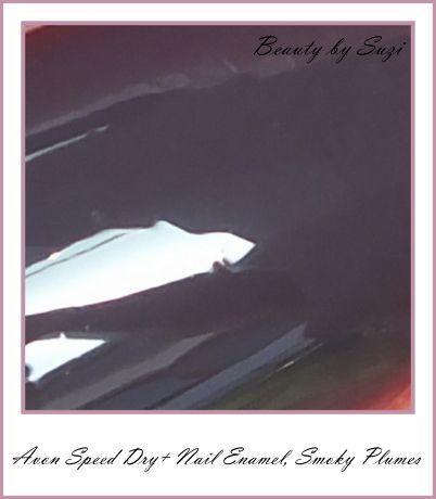 Avon Speed Dry+ Nail Enamel, Smoky Plumes