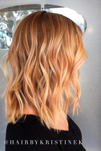49 Charming And Chic Options For Brown Hair With Highlights