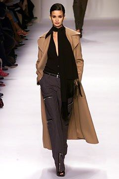 56708b5e7076 Celine Fall 2002 Ready-to-Wear Fashion Show in 2019