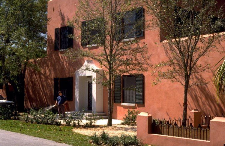 Natoma House Miami, Florida Trelles Cabarrocas Architects