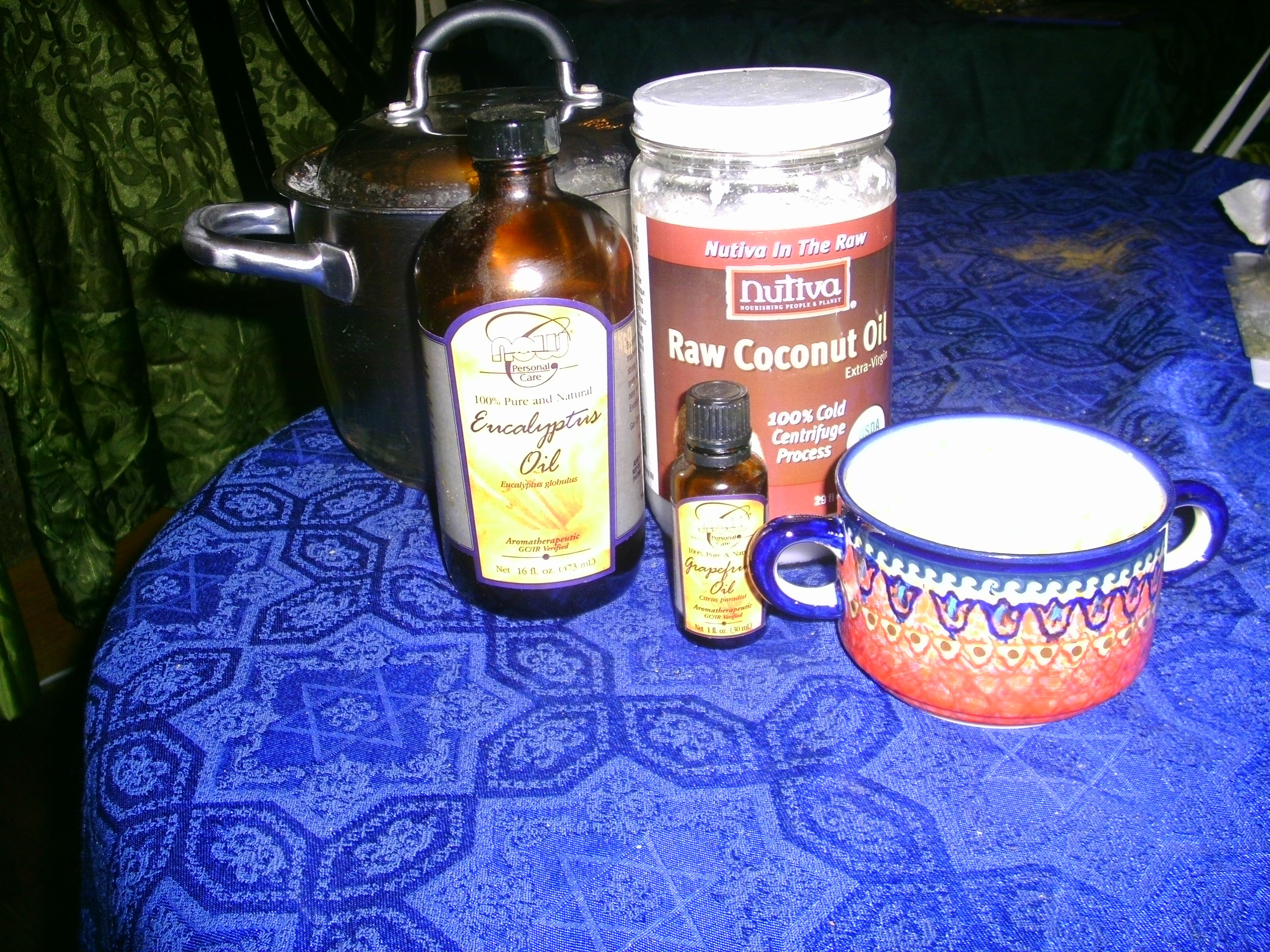 Make Tiger Balm at Home: from - http://www.acupuncturebrooklyn.com/alternative-health/making-your-own-tiger-balm