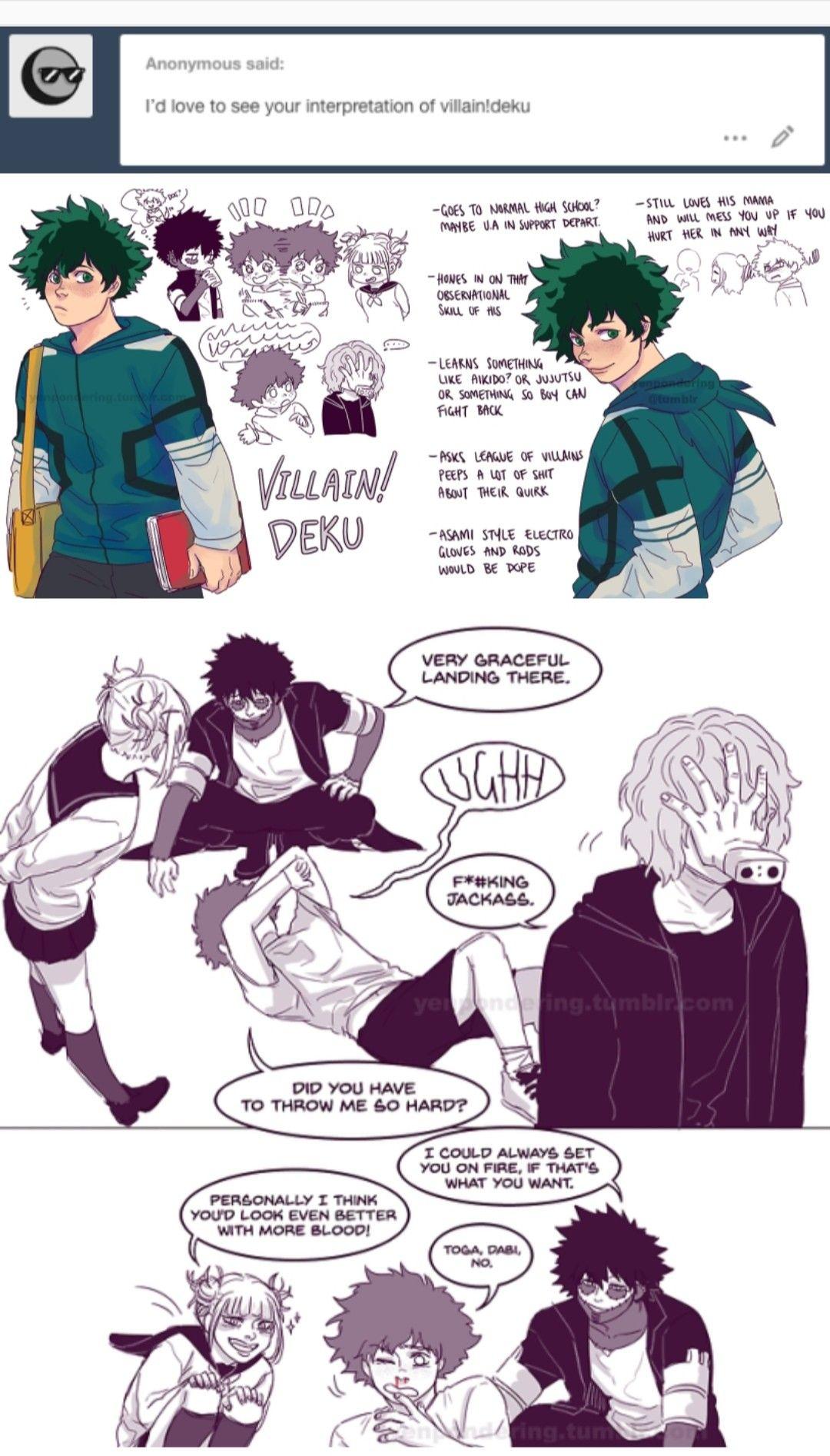 Pin By Meh Rick On Boku No Hero Academia My Hero Academia Memes Villain Deku My Hero