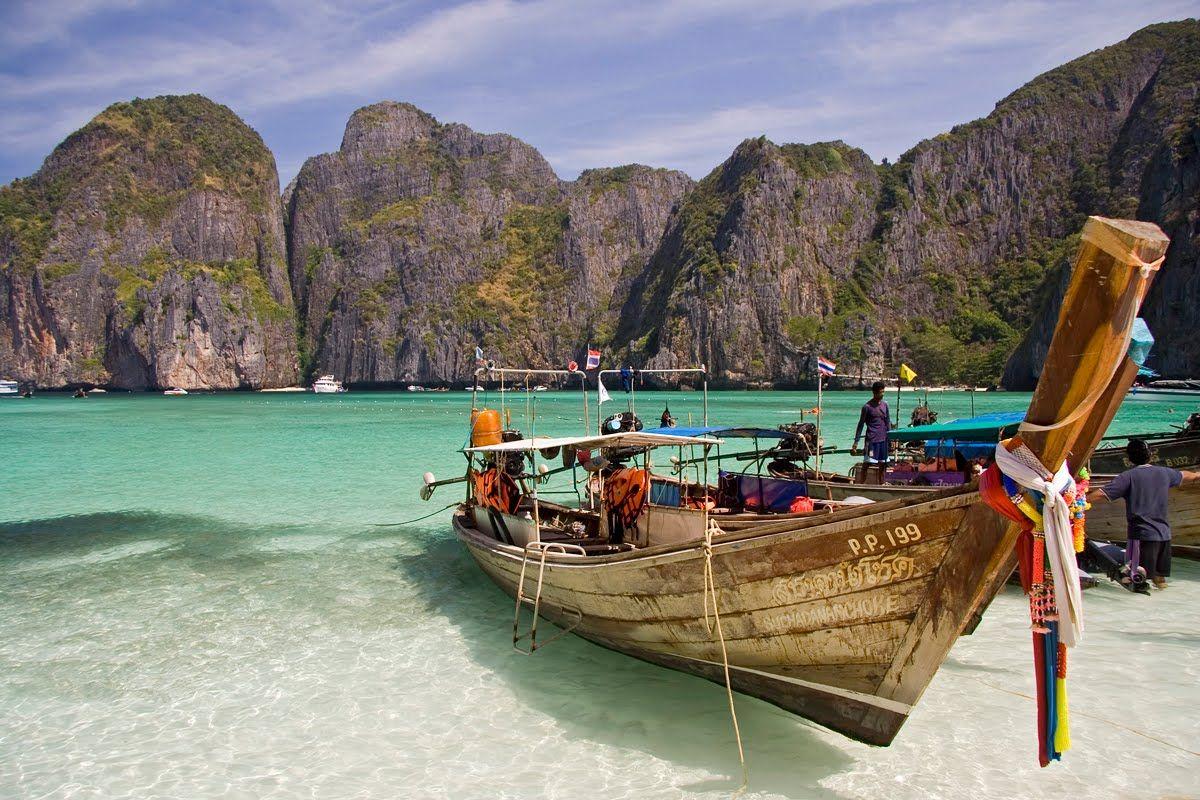 Thailand | Phi Phi Island Maya Beach World Travel Destinations : Inaresort