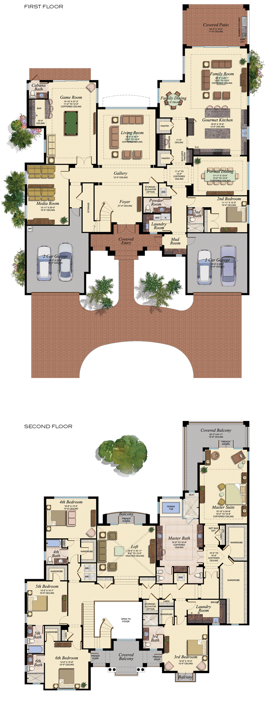 Palazzo 904 Floor Plan Large View In 2019 House