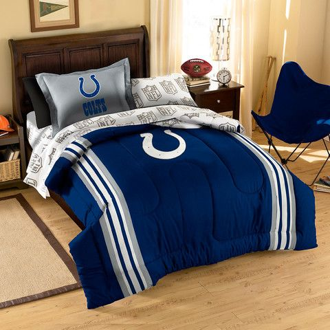 Indianapolis Colts Bedding Sets Bed, Indianapolis Colts Twin Bedding