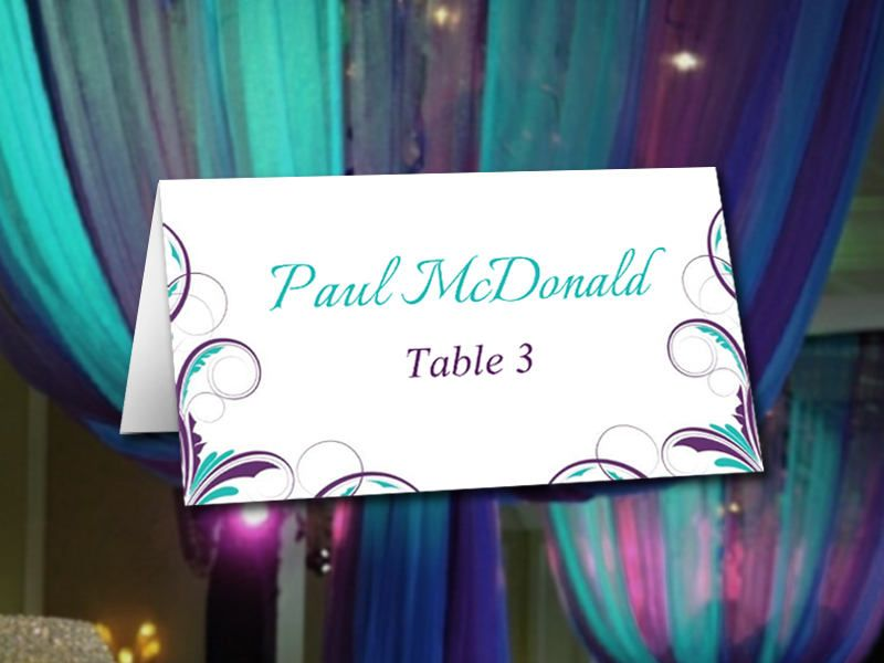 table tent name cards template
