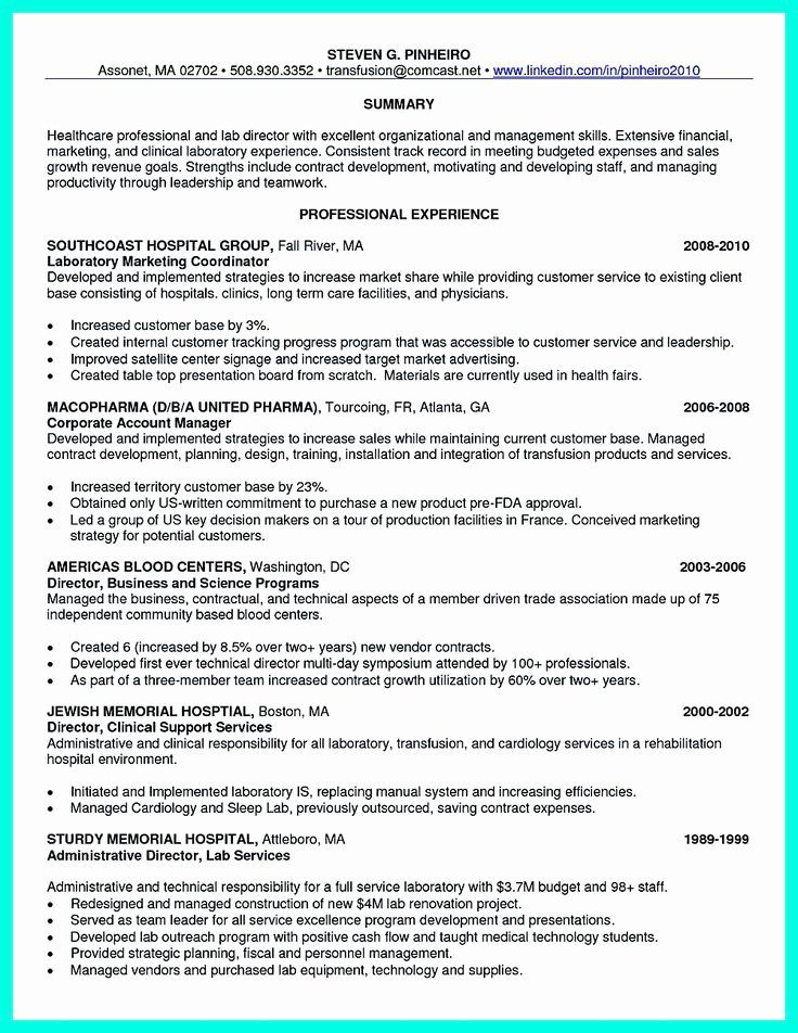 Clinical Research associate Resume Luxury 1000 Ideas About