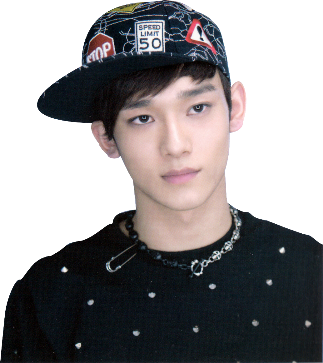 EXO'S CHEN [RENDER] by Michelledae