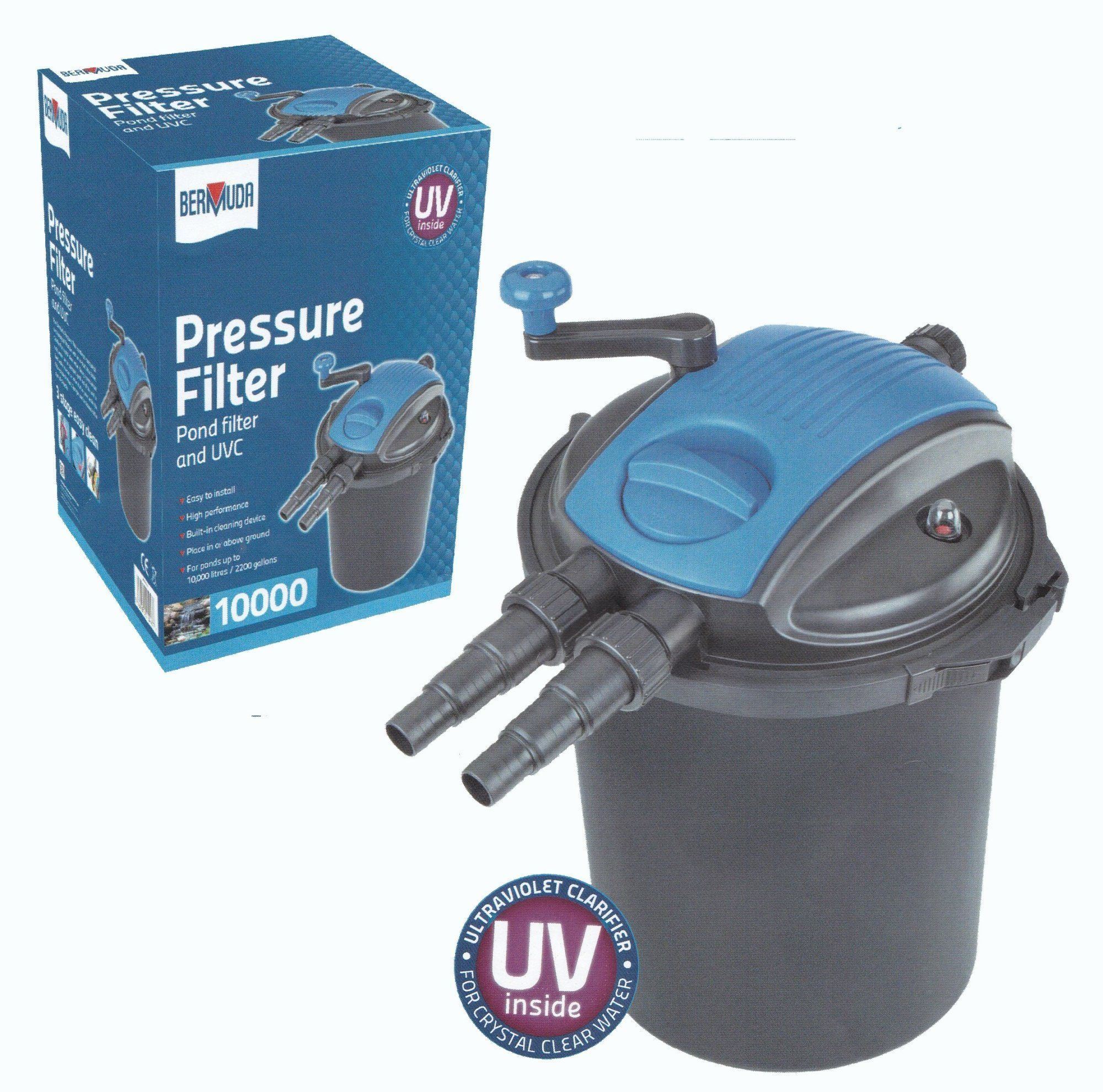 Bermuda Pressure Filter 15000 Pond filters, Filters, Pond