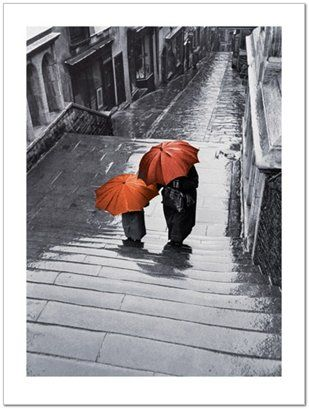 SMART ART - 'Bristol Rain, 1954 ' by Joseph McKeown - Fine Art Print 24x32 inches SMART ART http://www.amazon.in/dp/B00H45N9R0/ref=cm_sw_r_pi_dp_qabdwb1Z8NV02