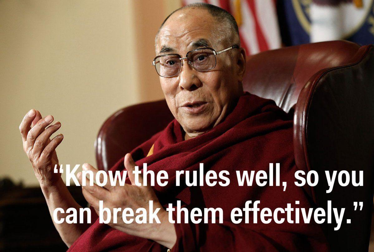 Dalai Lama Best Sayings