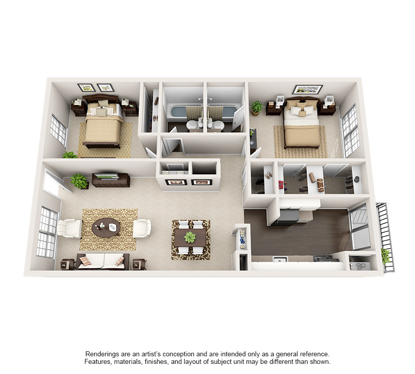 luxury 1 2 and 3 bedroom apartments in bellaire tx