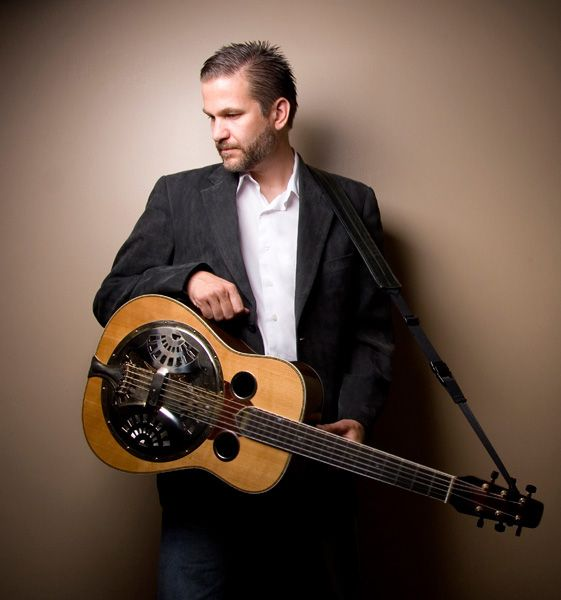 Rob Ickes With The Knoxville Jazz Orchestra Bluegrass Dobro Orchestra