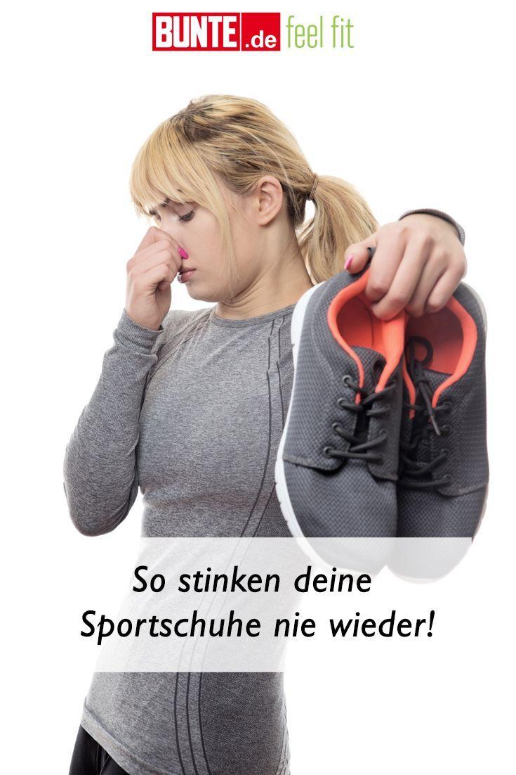 Schuhe Stinken
