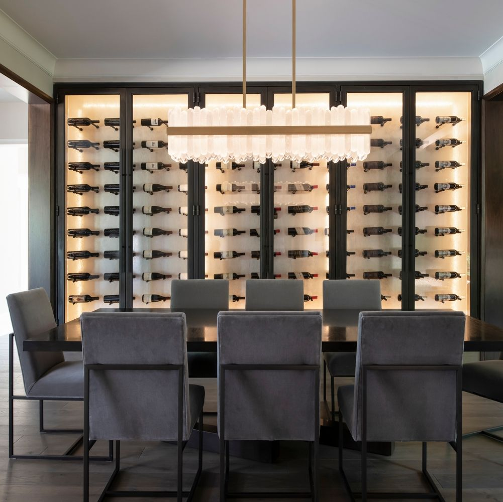 Wine Corner Ideas Home Cellars, Wine Pictures For Dining Room
