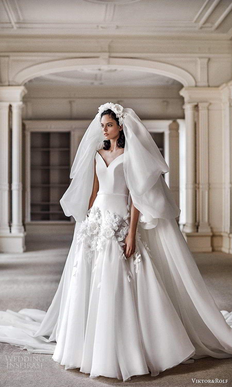 Viktor&Rolf Mariage Spring 2021 Wedding Dresses Wedding