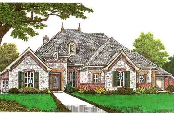 House Plan 310-667 Home Ideas Pinterest House, Future house