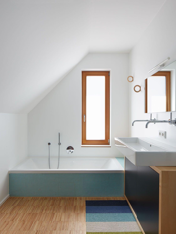 Architectoo Karlsruhe Wohnhaus W Karlsruhe Neureut Wohnhaus Badezimmer Einrichtung Wohnen