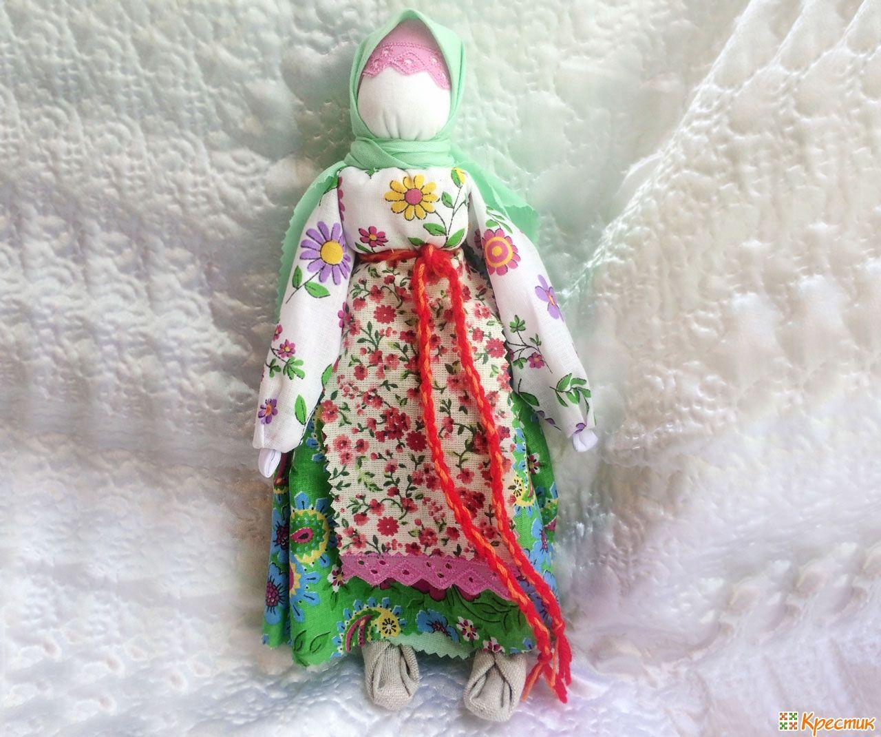 Куклы обереги своими руками из ткани значение фото 728
