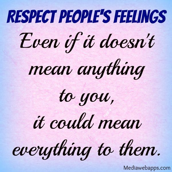 Treat People With Respect Quote Manufacture Your Day By Respecting