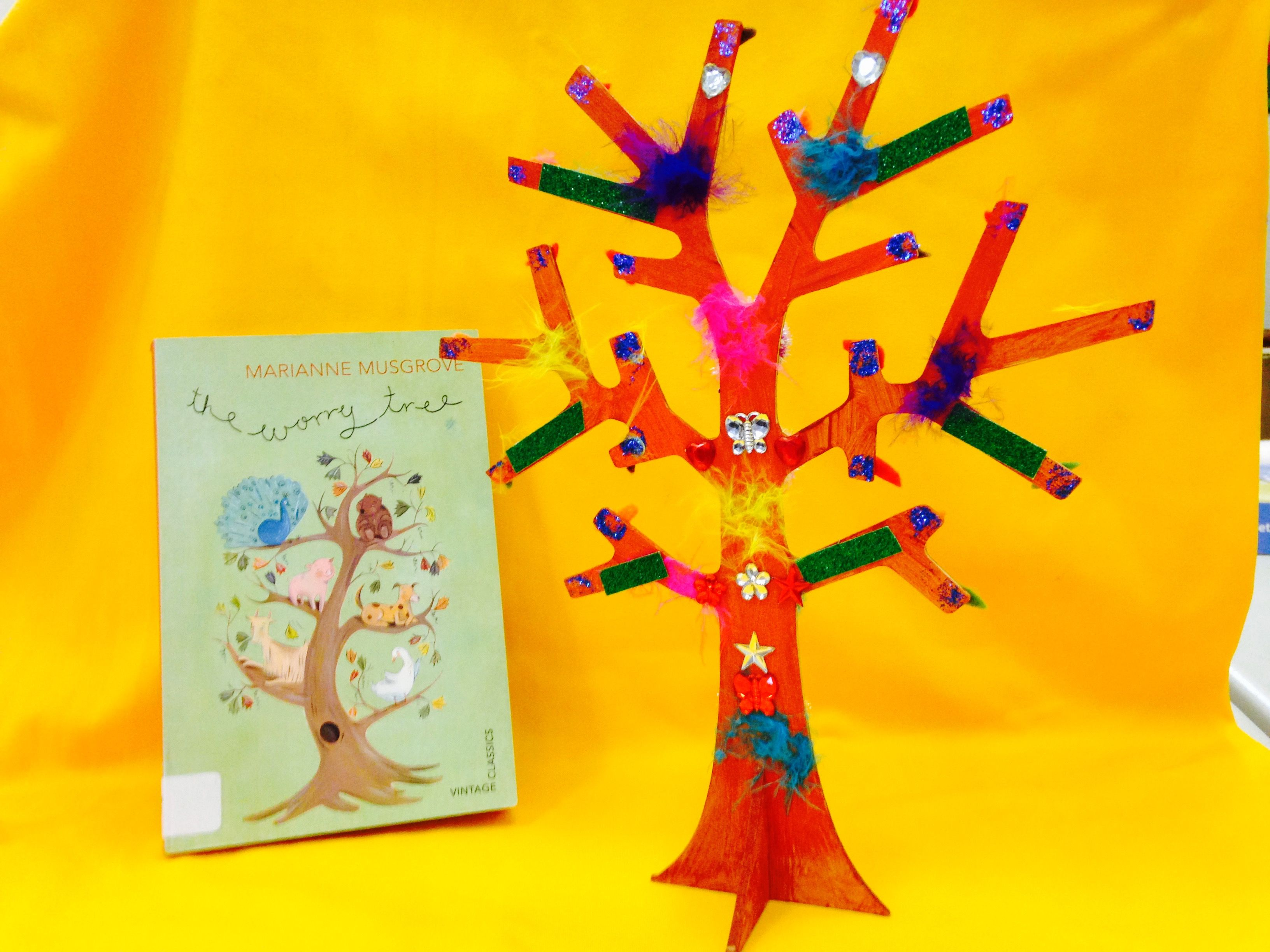 the worry tree musgrove marianne