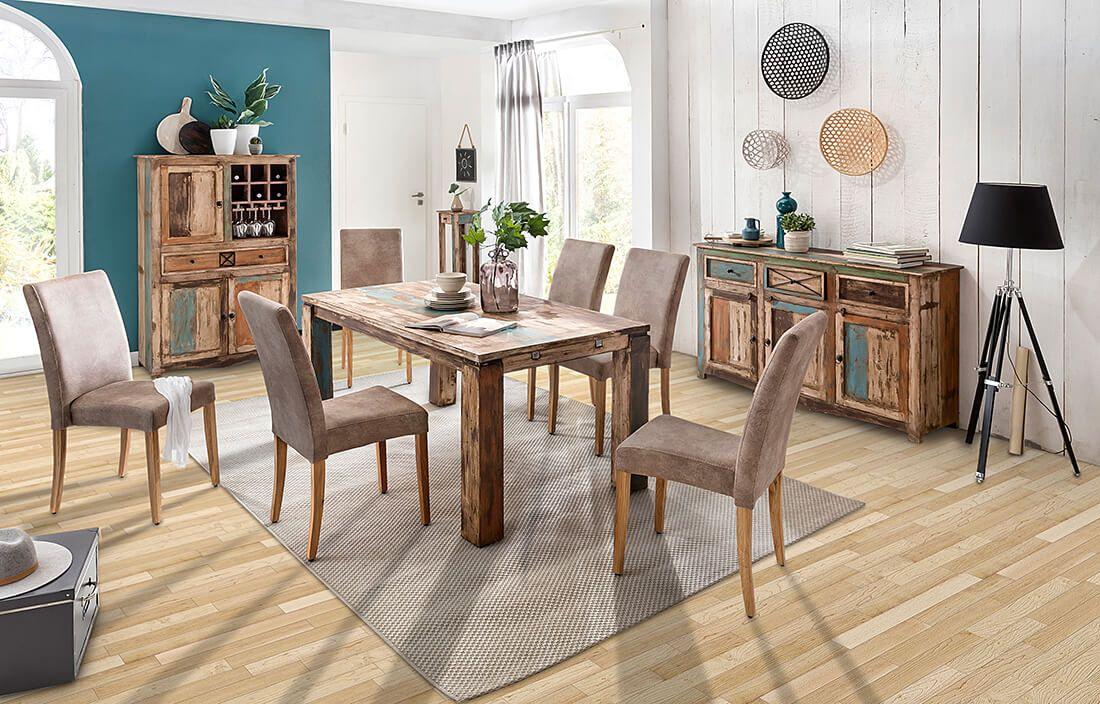 Ahorn Holzdielen mit dem Wohnprogramm Largo, das auf der Webseite im - Laminat Grau Wohnzimmer