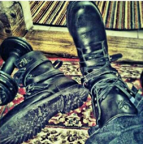 My favourite boots #Adidas, #boots, #Adidasoriginal, #combatboots, #shoes