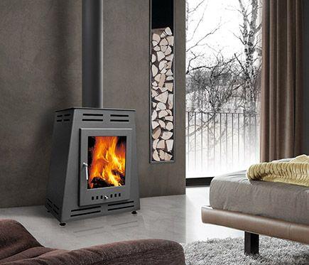 Fireshop estufa de le a inca home pece a krby home appliances stove home - Estufas lena leroy merlin ...