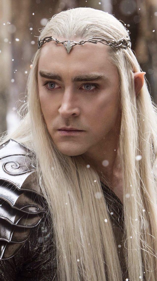 Sweetheart Lee Pace as ElvenKing Thranduil Greenleaf of ...