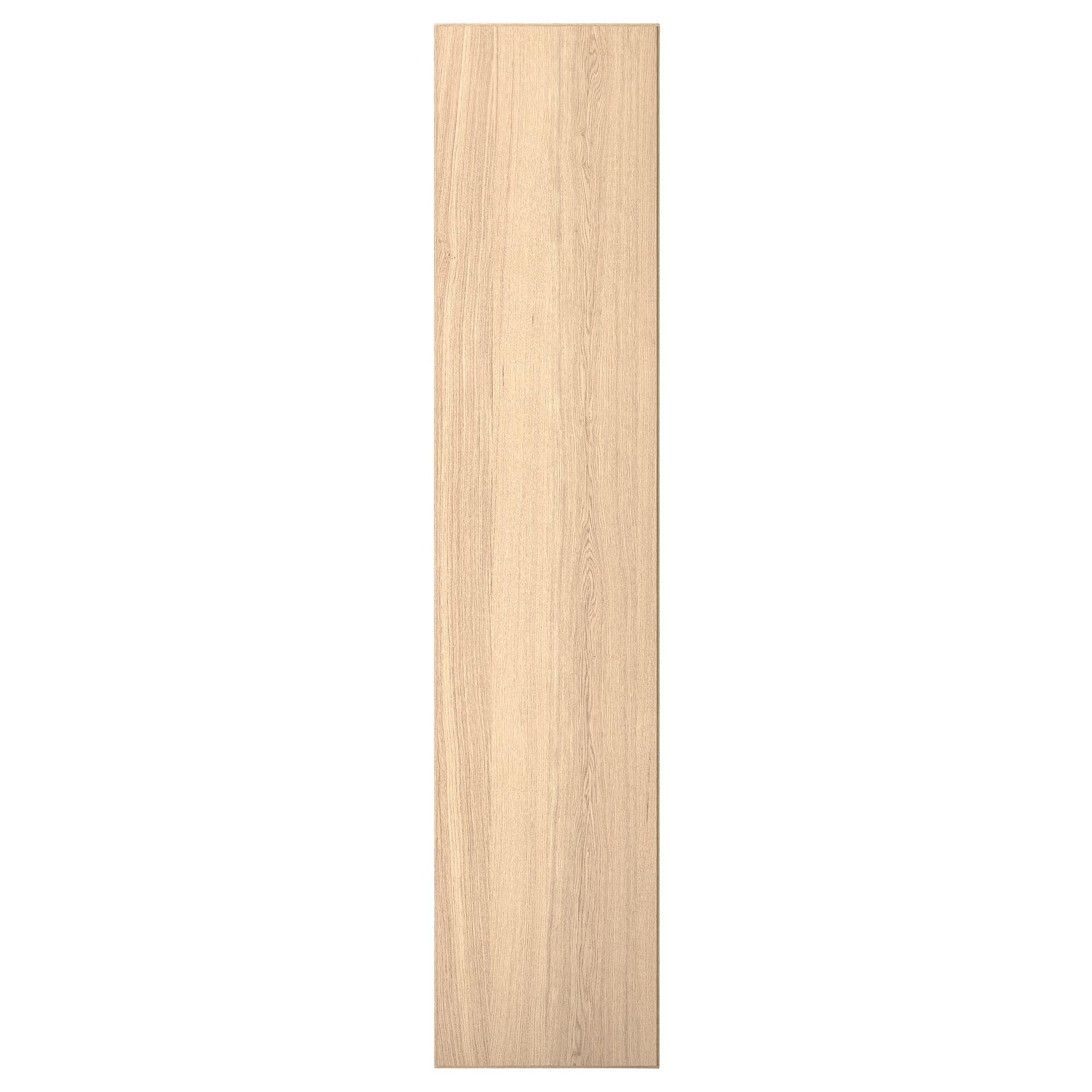 Ikea Repvåg Door With Hinges White Stained Oak Veneer In