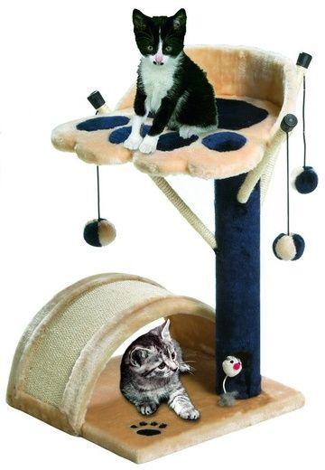 accesorios para gatos diy cat scratcher cat furniture. Black Bedroom Furniture Sets. Home Design Ideas